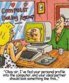 Dating Cartoon