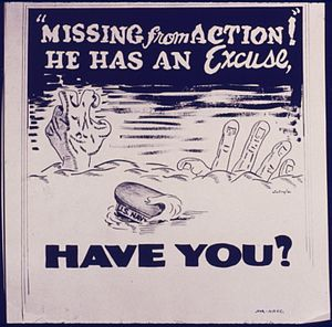 300px-Missing_from_Action^_He_has_An_Excuse_Have_You^_-_NARA_-_534640