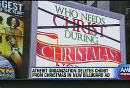 atheist times square billboard
