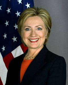 Hillary Clinton Secretary of State Photo