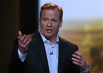 Roger Goodell Getty Images
